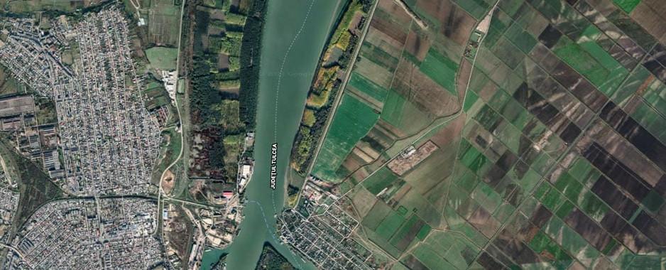 """Pericol ecologic lângă Dunăre: După stabilirea gradului de contaminare al zonei, cei care au """"confundat"""" incinerarea cu îngroparea, riscă 5 ani de închisoare"""