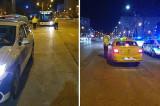 Misiune de noapte: 70 de polițiști și 20 de jandarmi, au legitimat peste 600 de persoane și au controlat 345 de autovehicule