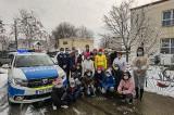 Polițiștii constănțeni au adus daruri și bucurie copiilor din Centrul de Primire în Regim de Urgență