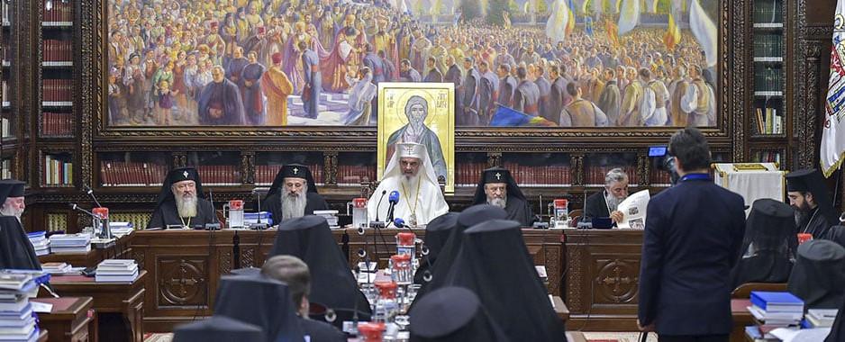 Reînființarea Mitropoliei Tomisului și a Dobrogei, în dezbaterea Sfântului Sinod al Bisericii Ortodoxe Române