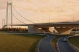 Podul peste Dunăre, Brăila-Tulcea, își urmează istoria devenirii: A fost emisă autorizația de construire pentru sectoarele de drum principal