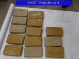 Cum au ajuns 503 kg de cocaină în valoare de 25 de milioane de euro,  într-un depozit din România