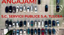 S.C. SERVICII PUBLICE S.A. TULCEA angajează: Responsabil Parc Auto