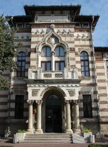 Muzeul de Arta Populara Constanta(CIMEC)
