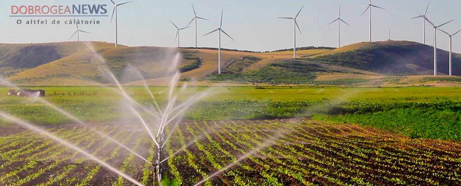 Toate sursele de apă pot fi utilizate pentru irigații în mod gratuit, atât pe perioada stării de urgență cât și pentru următoarele șase luni