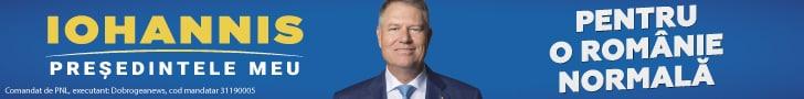 Iohannis Președintele României